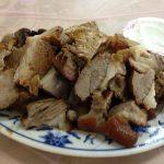 萬巒郷 萬巒豬腳の創始店 海鴻飯店 秘伝のタレで煮込まれたコラーゲンたっぷり豚足味わう