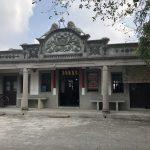 佳冬郷 蕭家古厝 部屋数50余り台湾最大級の伝統的な客家邸宅と蕭家の書斎だった歩月樓