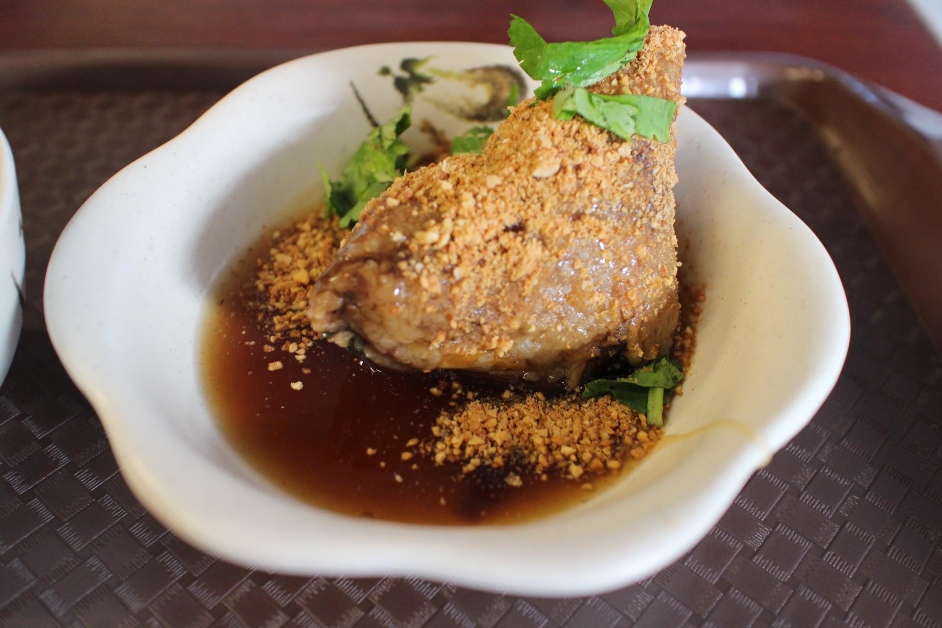 李家麻豆粽子碗粿