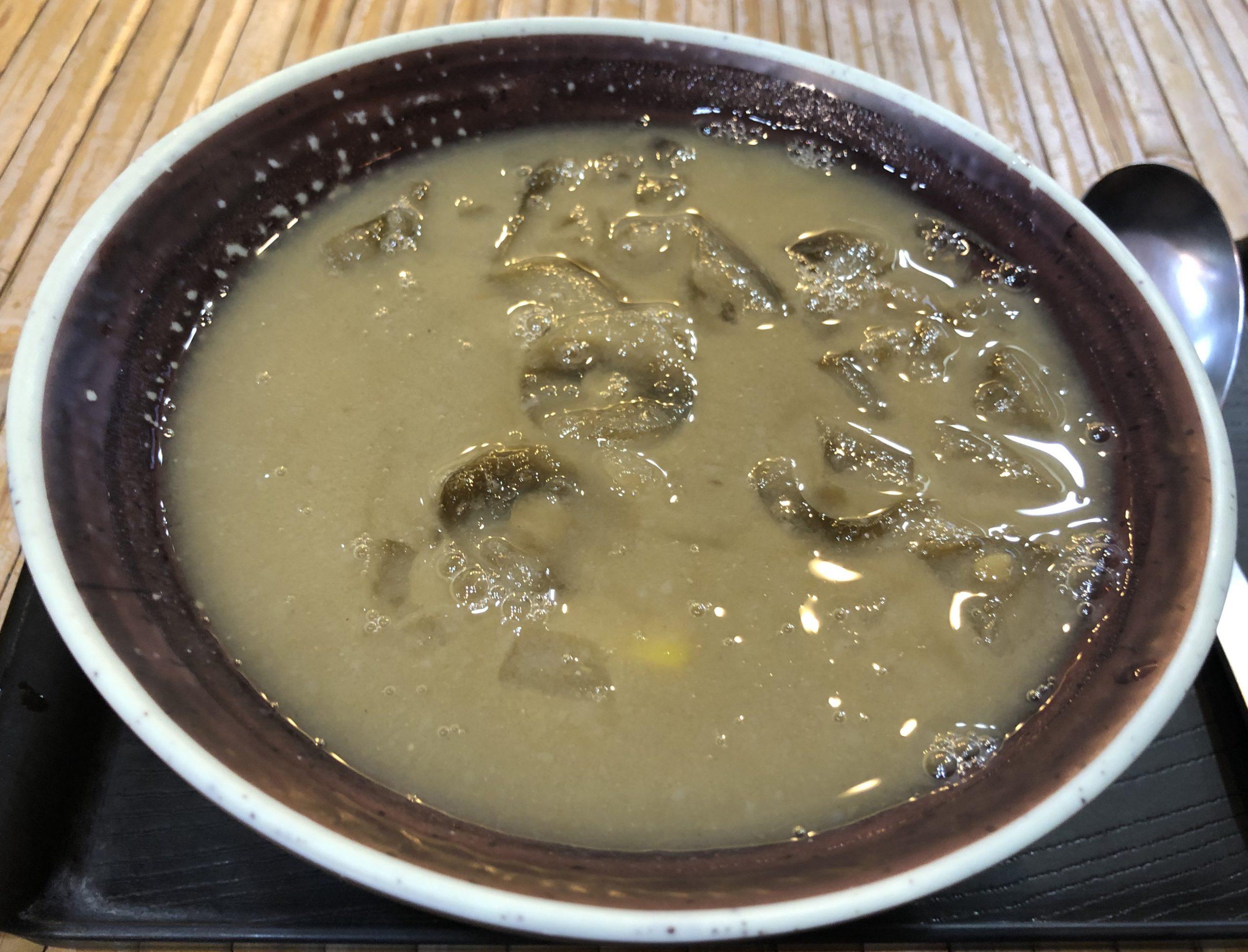 蔡家緑豆湯