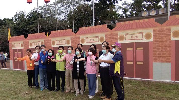 2021六堆300年祈福尖炮城 火薬を命中させる技を競う!台湾客家の伝統行事